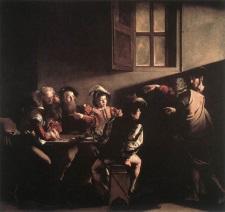 Jesus kaller Matteus