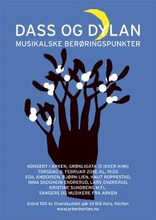 Konsert: Dass og Dylan – musikalske berøringspunkter
