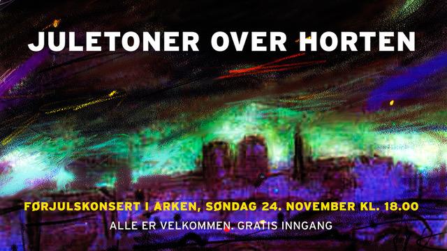 Konsert: Juletoner over Horten
