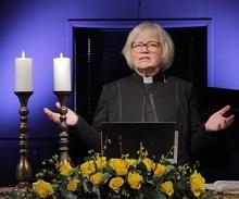 Gudstjeneste 1. påskedag